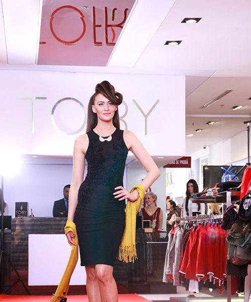 Torry fashion show