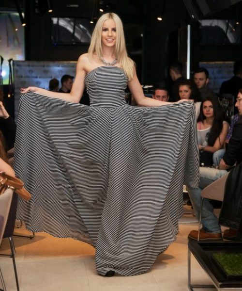 Emma Durnea fashion show