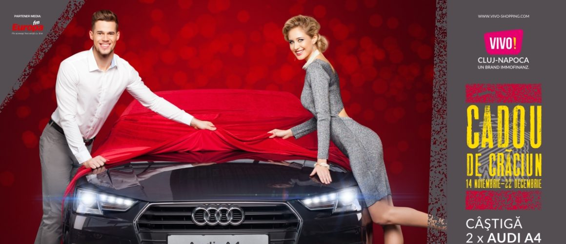 Andreea & Razvan – New Christmas campaign for VIVO!