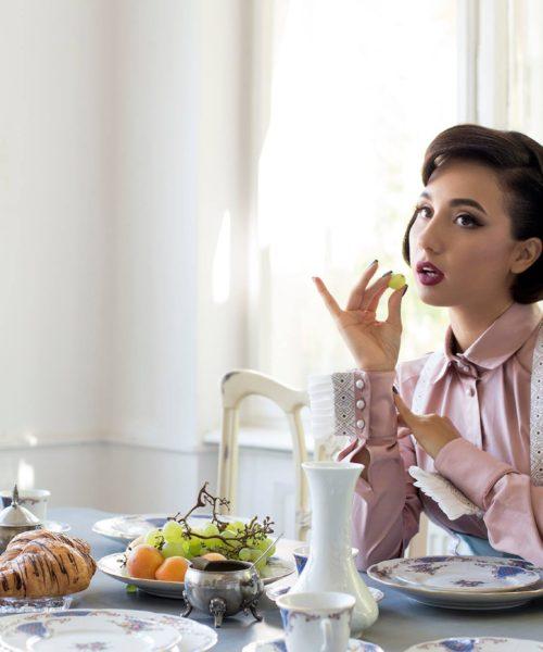 Alina Moza, Vitrina Advertising