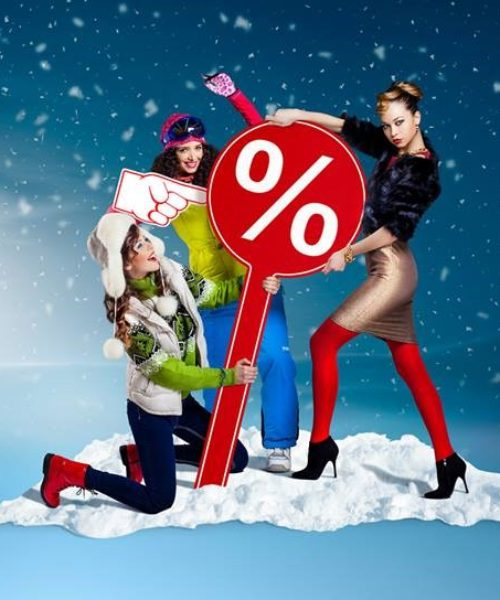 Polus Center winter campaign
