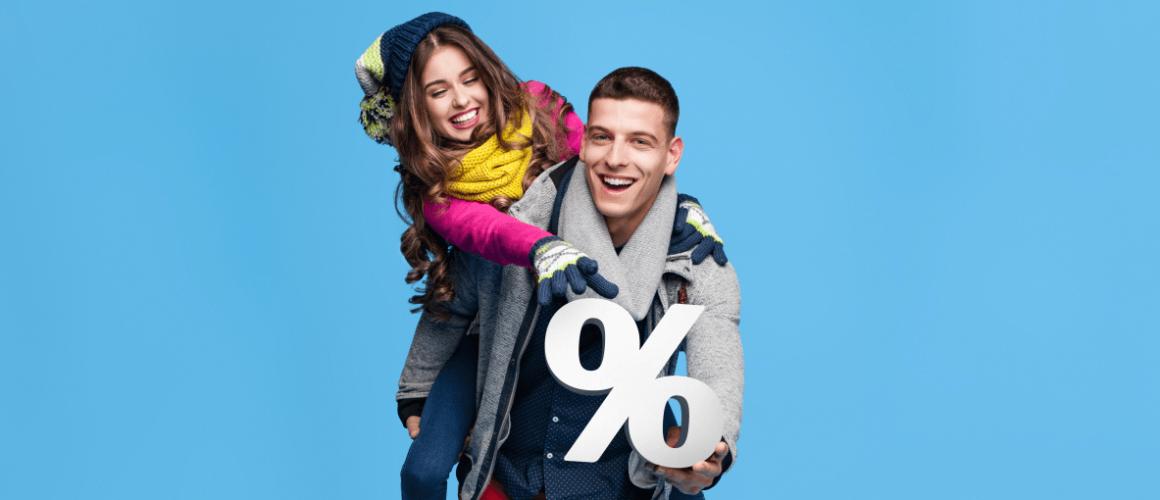 Andra & Lorand – VIVO winter sale campaign