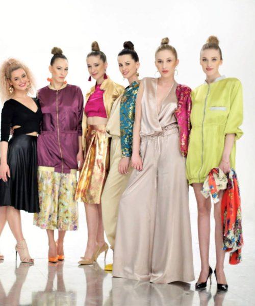 Designer Isabela Teodor – fashion show